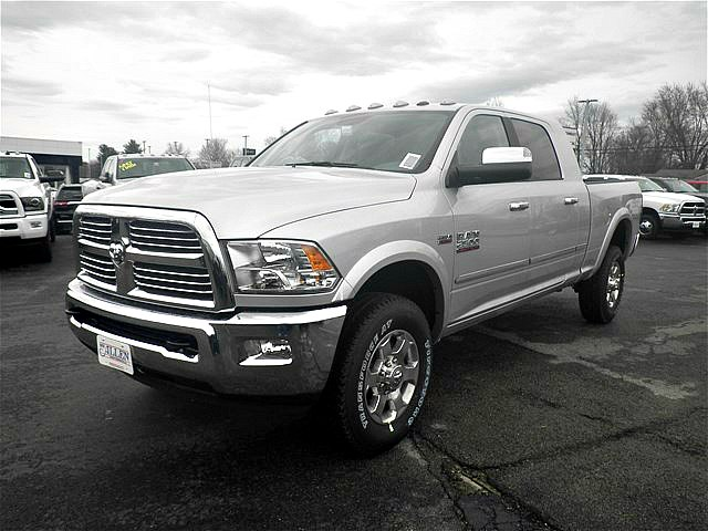 2018 Ram 2500 Mega Cab 4x4,  Pickup #C18797 - photo 1