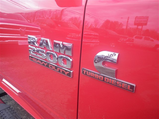 2018 Ram 2500 Crew Cab 4x4,  Pickup #C18823 - photo 12