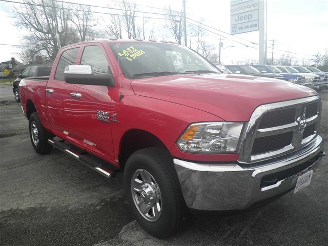 2018 Ram 2500 Crew Cab 4x4,  Pickup #C18823 - photo 9