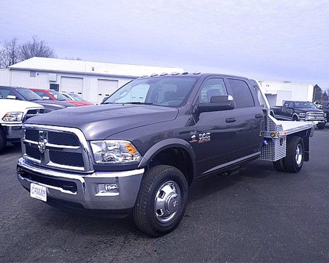 2018 Ram 3500 Crew Cab DRW 4x4,  Platform Body #C18833 - photo 1