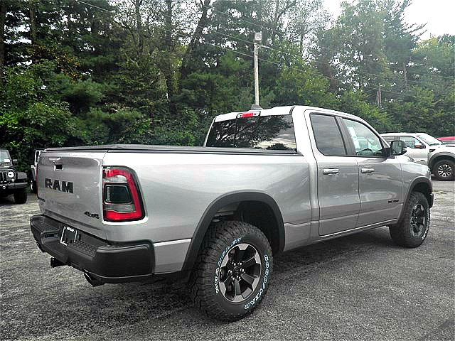 2019 Ram 1500 Quad Cab 4x4,  Pickup #C19049 - photo 11