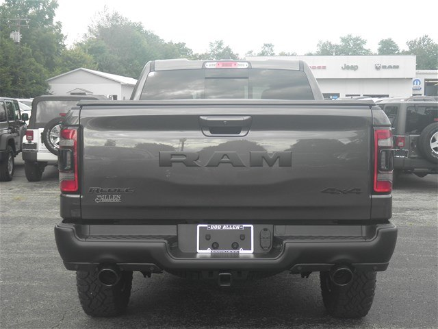 2019 Ram 1500 Quad Cab 4x4,  Pickup #C19050 - photo 4