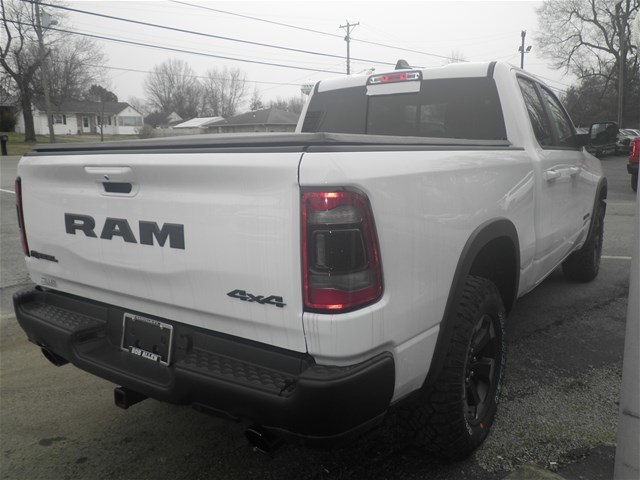 2019 Ram 1500 Quad Cab 4x4,  Pickup #C19054 - photo 11