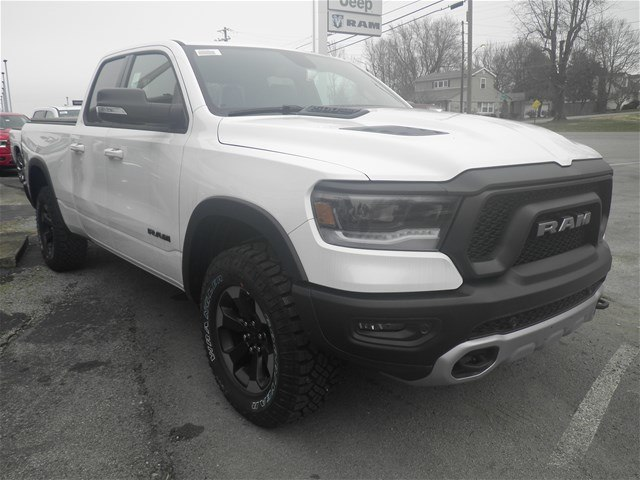 2019 Ram 1500 Quad Cab 4x4,  Pickup #C19054 - photo 13
