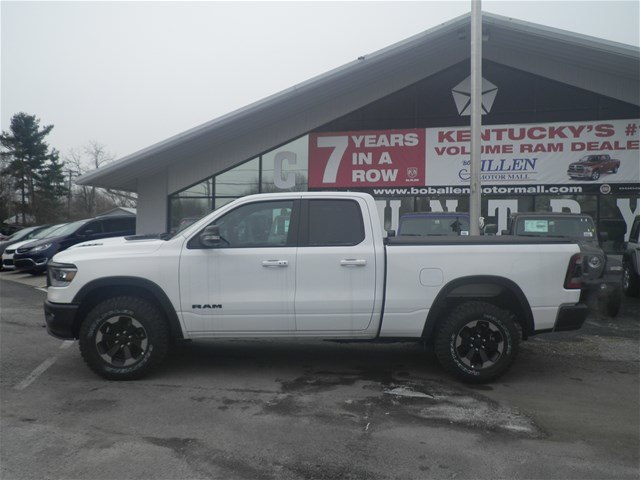 2019 Ram 1500 Quad Cab 4x4,  Pickup #C19054 - photo 3