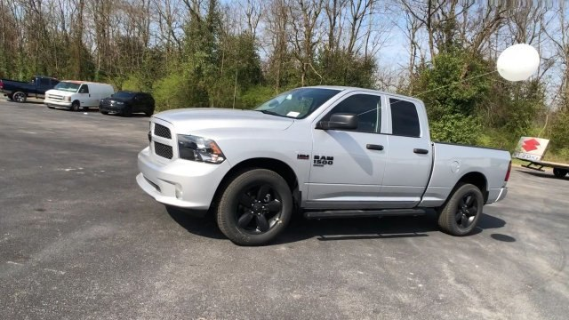 2019 Ram 1500 Quad Cab 4x4,  Pickup #C19103 - photo 5