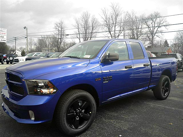 2019 Ram 1500 Quad Cab 4x4,  Pickup #C19105 - photo 1