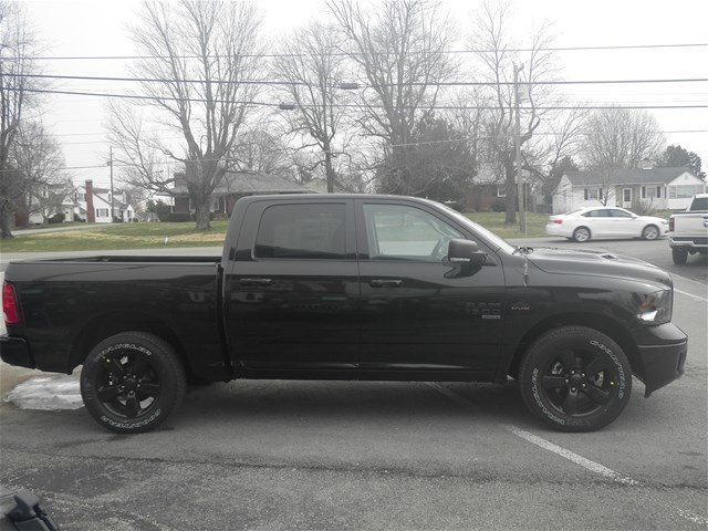 2019 Ram 1500 Crew Cab 4x4,  Pickup #C19119 - photo 9