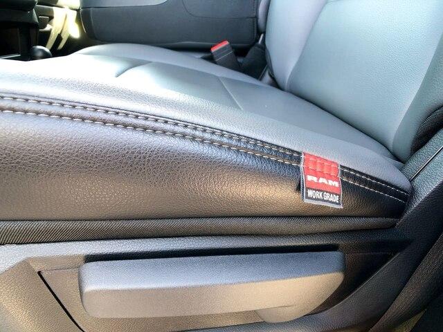 2019 Ram 3500 Crew Cab DRW 4x4,  Hillsboro 2000 Series Aluminum Platform Body #C19183 - photo 12
