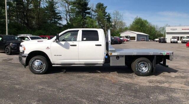2019 Ram 3500 Crew Cab DRW 4x4,  Hillsboro 2000 Series Aluminum Platform Body #C19183 - photo 6