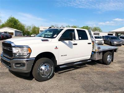 2019 Ram 3500 Crew Cab DRW 4x4,  Hillsboro 2000 Series Aluminum Platform Body #C19183 - photo 1