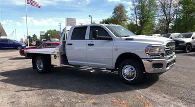 2019 Ram 3500 Crew Cab DRW 4x4,  Hillsboro 2000 Series Aluminum Platform Body #C19183 - photo 3