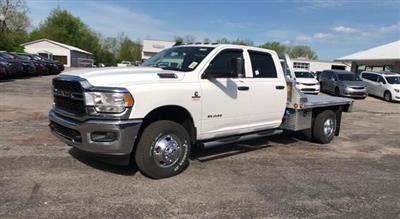 2019 Ram 3500 Crew Cab DRW 4x4,  Hillsboro 2000 Series Aluminum Platform Body #C19183 - photo 5