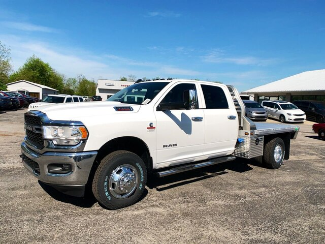 2019 Ram 3500 Crew Cab DRW 4x4,  Moritz Platform Body #C19184 - photo 1
