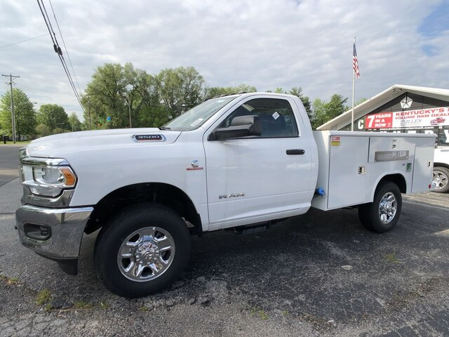 2019 Ram 3500 Regular Cab 4x4,  Cab Chassis #C19186 - photo 1