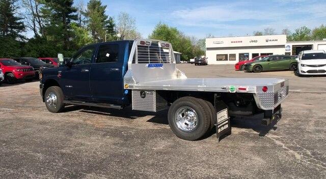 2019 Ram 3500 Crew Cab DRW 4x4,  Hillsboro 2000 Series Aluminum Platform Body #C19206 - photo 2