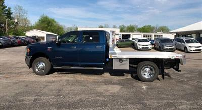 2019 Ram 3500 Crew Cab DRW 4x4,  Hillsboro 2000 Series Aluminum Platform Body #C19206 - photo 6