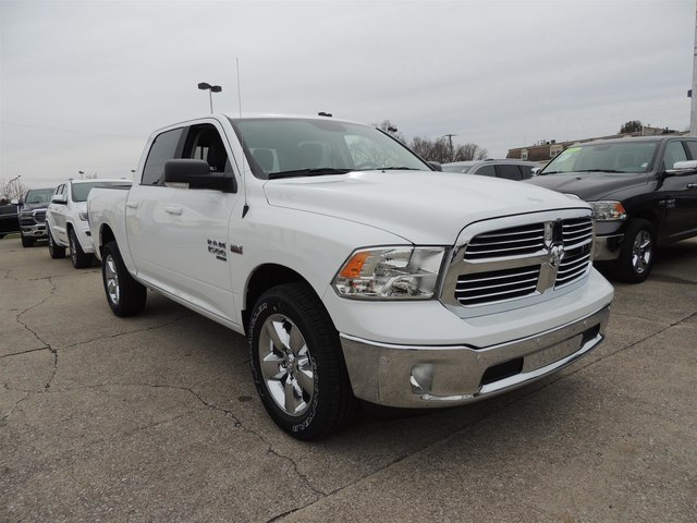 2019 Ram 1500 Crew Cab 4x4,  Pickup #C19207 - photo 4