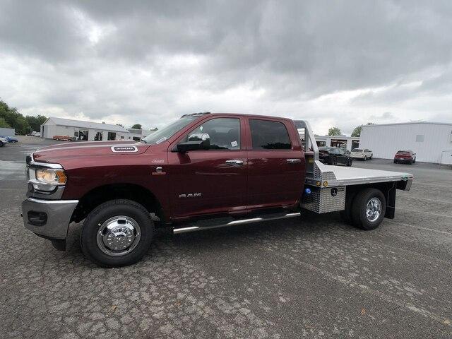 2019 Ram 3500 Crew Cab DRW 4x4,  Hillsboro 2000 Series Aluminum Platform Body #C19210 - photo 1