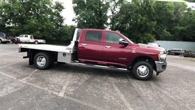 2019 Ram 3500 Crew Cab DRW 4x4,  Hillsboro 2000 Series Aluminum Platform Body #C19210 - photo 10