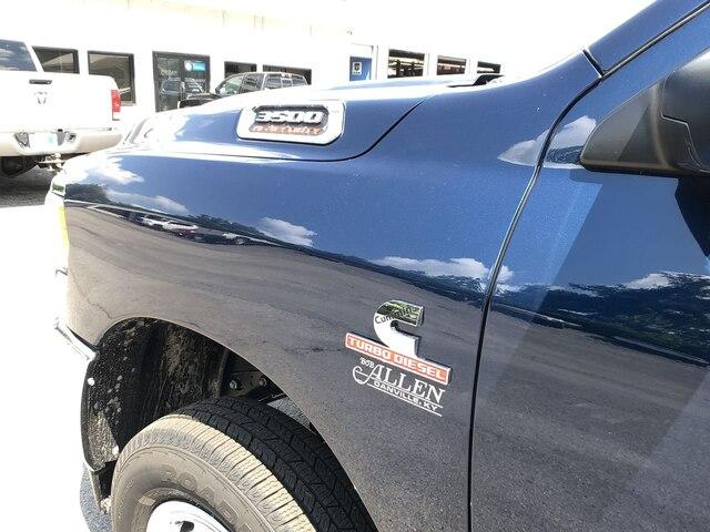 2019 Ram 3500 Crew Cab DRW 4x4,  Hillsboro 2000 Series Aluminum Platform Body #C19214 - photo 12