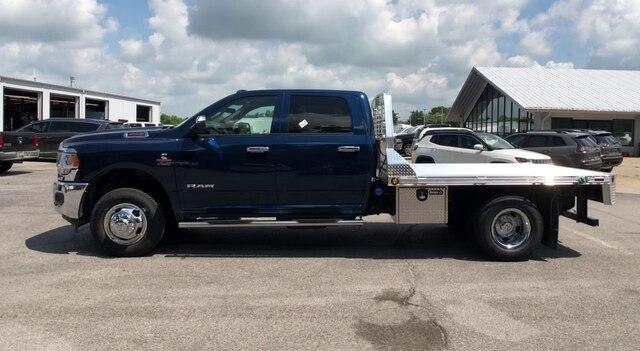 2019 Ram 3500 Crew Cab DRW 4x4,  Hillsboro 2000 Series Aluminum Platform Body #C19214 - photo 7