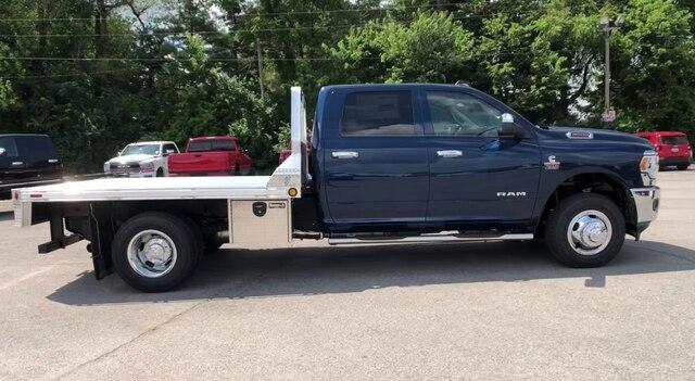 2019 Ram 3500 Crew Cab DRW 4x4,  Hillsboro 2000 Series Aluminum Platform Body #C19214 - photo 10