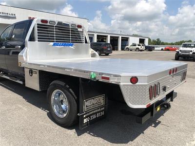 2019 Ram 3500 Crew Cab DRW 4x4,  Hillsboro 2000 Series Aluminum Platform Body #C19214 - photo 2