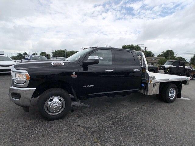 2019 Ram 3500 Crew Cab DRW 4x4,  Hillsboro 2000 Series Aluminum Platform Body #C19217 - photo 1