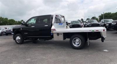2019 Ram 3500 Crew Cab DRW 4x4,  Hillsboro 2000 Series Aluminum Platform Body #C19217 - photo 7