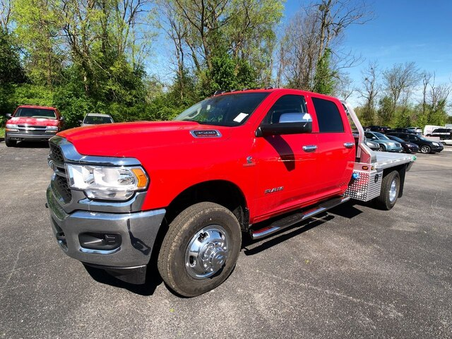 2019 Ram 3500 Crew Cab DRW 4x4,  Moritz Platform Body #C19222 - photo 1