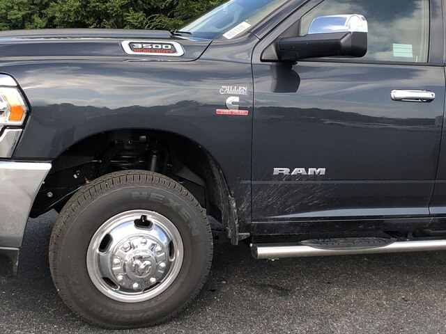 2019 Ram 3500 Crew Cab DRW 4x4,  Hillsboro 2000 Series Aluminum Platform Body #C19224 - photo 11