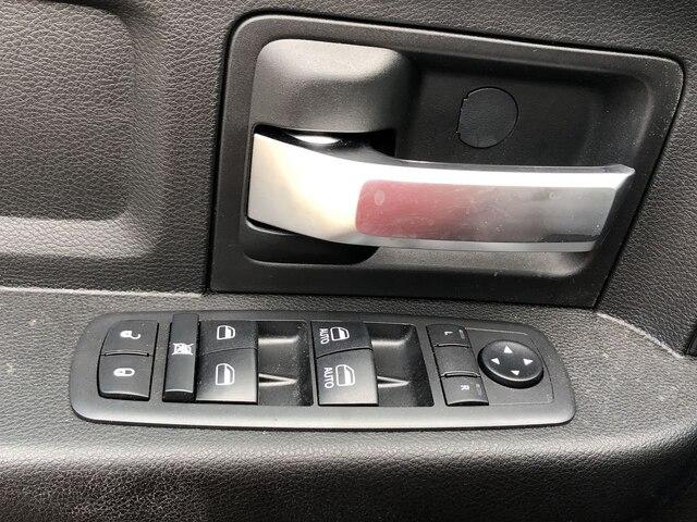 2019 Ram 3500 Crew Cab DRW 4x4,  Hillsboro 2000 Series Aluminum Platform Body #C19224 - photo 14
