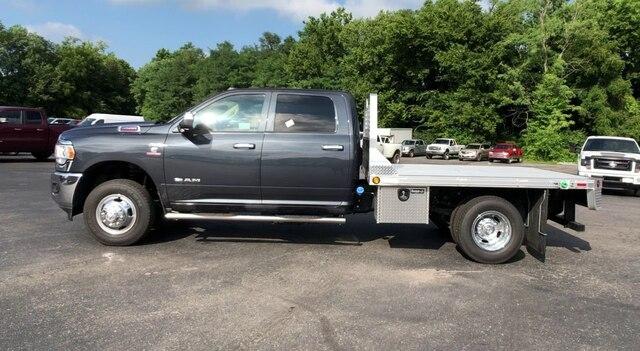 2019 Ram 3500 Crew Cab DRW 4x4,  Hillsboro 2000 Series Aluminum Platform Body #C19224 - photo 7