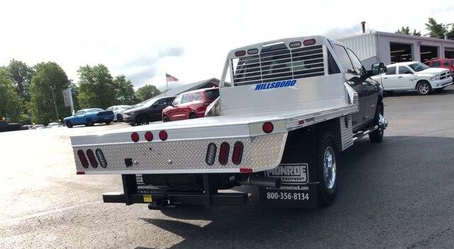 2019 Ram 3500 Crew Cab DRW 4x4,  Hillsboro 2000 Series Aluminum Platform Body #C19224 - photo 9