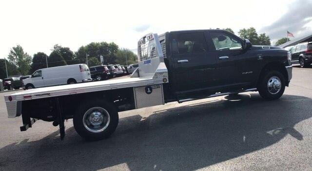 2019 Ram 3500 Crew Cab DRW 4x4,  Hillsboro 2000 Series Aluminum Platform Body #C19224 - photo 10