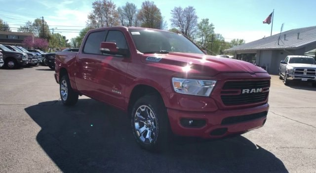 2019 Ram 1500 Crew Cab 4x4,  Pickup #C19231 - photo 3