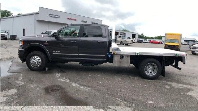 2019 Ram 3500 Crew Cab DRW 4x4,  Hillsboro 2000 Series Aluminum Platform Body #C19244 - photo 7