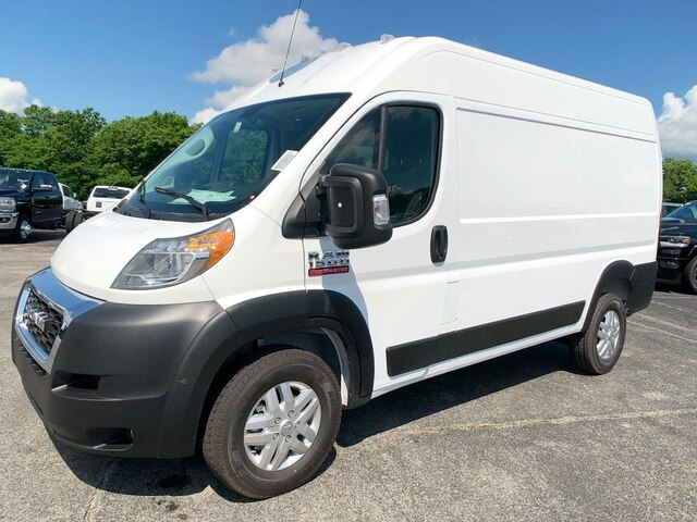 2019 ProMaster 1500 High Roof FWD,  Empty Cargo Van #C19271 - photo 1