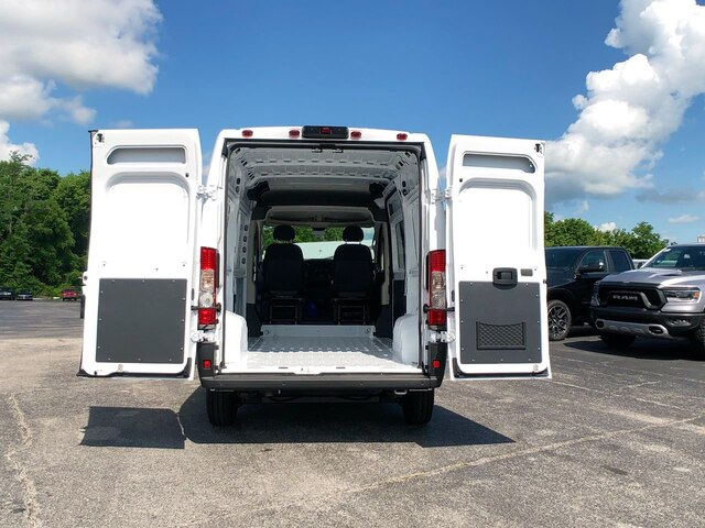 2019 ProMaster 1500 High Roof FWD, Empty Cargo Van #C19271 - photo 12