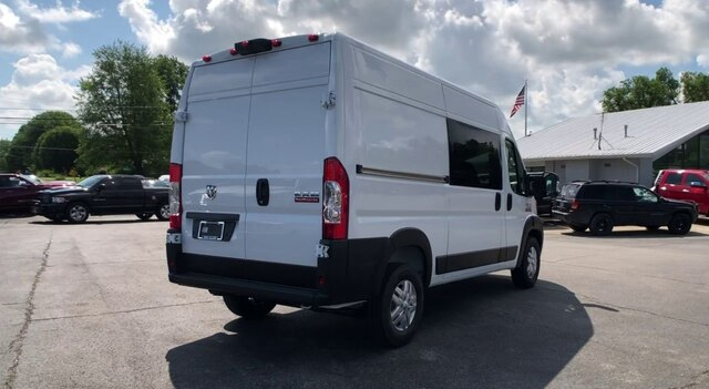 2019 ProMaster 1500 High Roof FWD, Empty Cargo Van #C19271 - photo 9