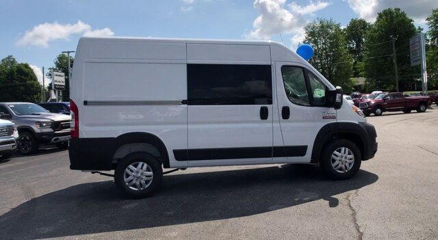 2019 ProMaster 1500 High Roof FWD, Empty Cargo Van #C19271 - photo 10