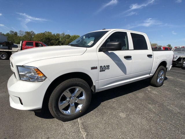 2019 Ram 1500 Crew Cab 4x4, Pickup #C19317 - photo 1