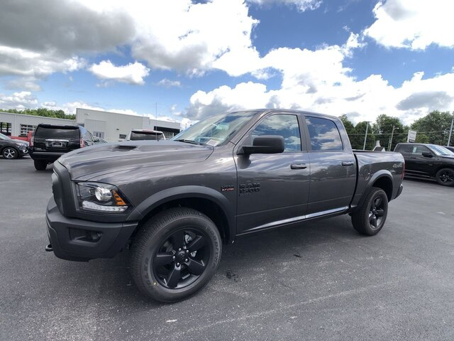 2019 Ram 1500 Crew Cab 4x4,  Pickup #C19326 - photo 1