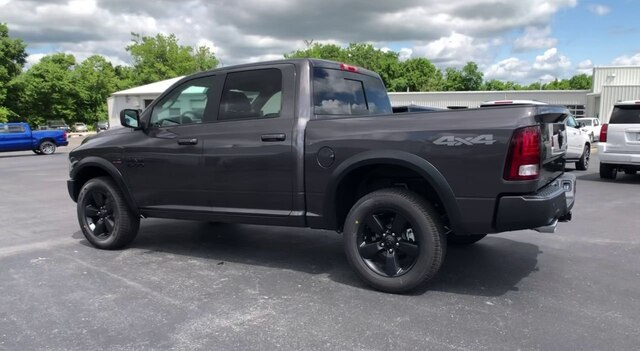 2019 Ram 1500 Crew Cab 4x4,  Pickup #C19326 - photo 2