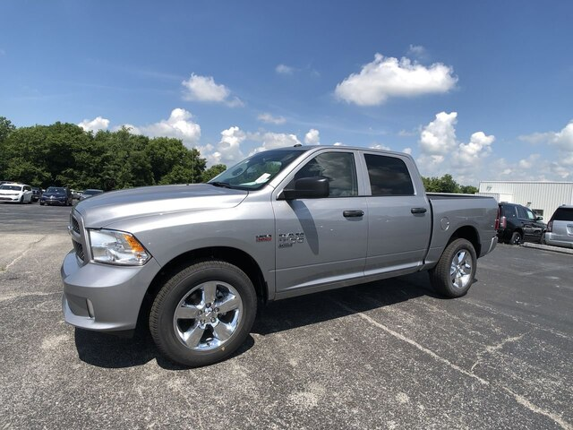 2019 Ram 1500 Crew Cab 4x4,  Pickup #C19330 - photo 1