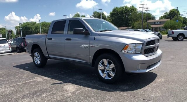 2019 Ram 1500 Crew Cab 4x4,  Pickup #C19330 - photo 3