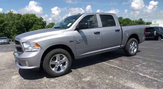 2019 Ram 1500 Crew Cab 4x4,  Pickup #C19330 - photo 5