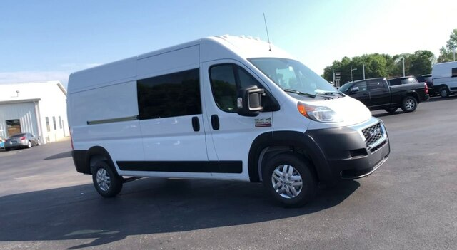 2019 ProMaster 2500 High Roof FWD,  Empty Cargo Van #C19335 - photo 3