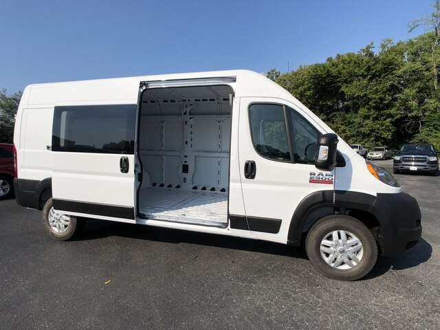 2019 ProMaster 2500 High Roof FWD,  Empty Cargo Van #C19335 - photo 25